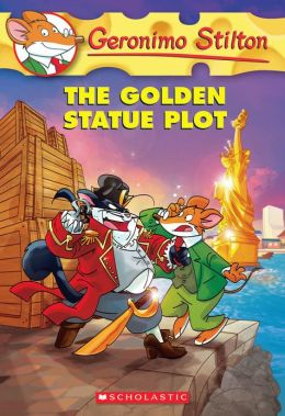 The Golden Statue Plot (Geronimo Stilton Series #55)