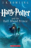 Book Cover Image. Title: Harry Potter and the Half-Blood Prince (Harry Potter #6), Author: J. K. Rowling