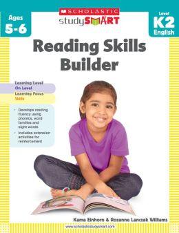 Scholastic Study Smart: Reading Skills Builder (K-2) (PagePerfect NOOK Book)