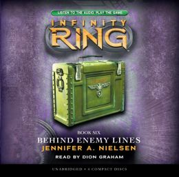 Behind Enemy Lines (Infinity Ring Series #6)