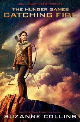 Catching Fire: Movie Tie-in Edition (Hunger Games Series #2)