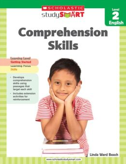 Scholastic Study Smart Comprehension Skills Level 2 (PagePerfect NOOK Book)