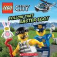 Book Cover Image. Title: LEGO City:  Follow That Easter Egg!, Author: Trey King
