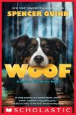 Book Cover Image. Title: Woof, Author: Spencer Quinn
