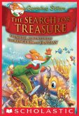 Book Cover Image. Title: Geronimo Stilton and the Kingdom of Fantasy #6:  The Search for Treasure, Author: Geronimo Stilton