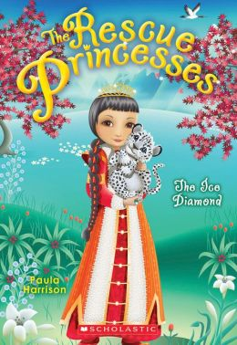 The Ice Diamond (Rescue Princesses Series #10)