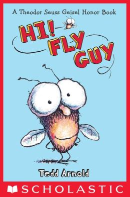 Hi! Fly Guy (Fly Guy Series#1)