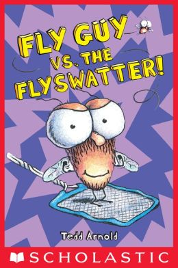 Fly Guy vs. the Flyswatter! (Fly Guy Series #10)