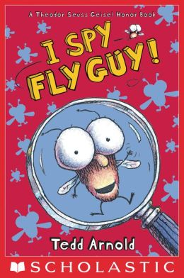 I Spy Fly Guy! (Fly Guy Series #7)