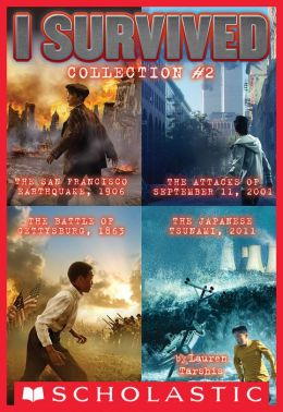 I Survived Collection #2: Four Stories of Adventure