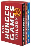 Book Cover Image. Title: The Hunger Games Trilogy Box Set:  Paperback Classic Collection, Author: Suzanne Collins