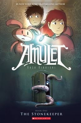 Amulet #1: The Stonekeeper (NOOK Comic with Zoom View)