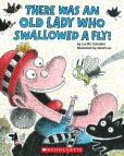 Book Cover Image. Title: There Was an Old Lady Who Swallowed a Fly!, Author: Lucille Colandro