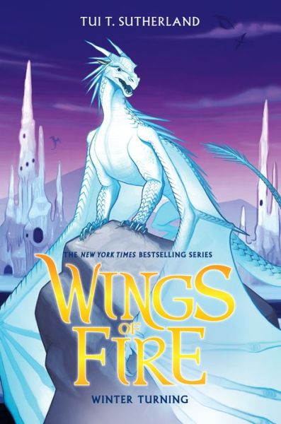 Winter Turning (Wings of Fire Series #7)