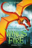 Book Cover Image. Title: Escaping Peril (Wings of Fire Series #8), Author: Tui T. Sutherland