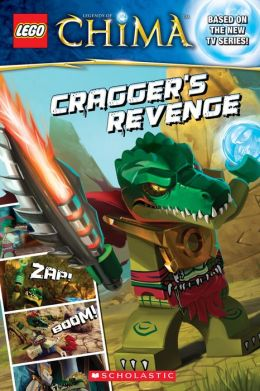 LEGO Legends of Chima: Cragger's Revenge (Comic Reader #2)