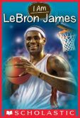 Book Cover Image. Title: I Am #12:  Lebron James, Author: Grace Norwich