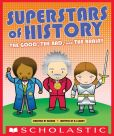 Book Cover Image. Title: Superstars of History, Author: R. J. Grant