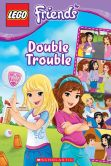 Book Cover Image. Title: LEGO Friends:  Double Trouble (Comic Reader #3), Author: Jenne Simon