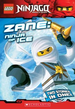 LEGO Ninjago Chapter Book: Zane, Ninja of Ice