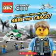 Book Cover Image. Title: LEGO City:  Detective Chase McCain: Save That Cargo!, Author: Trey King