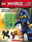 Book Cover Image. Title: LEGO Ninjago:  Activity Book With Minifigure, Author: Ameet Studio