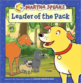 Martha Speaks: Leader of the Pack (8x8)