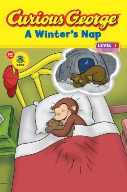 A Winter's Nap (Curious George Early Reader Series)