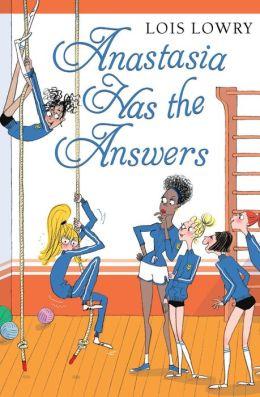 Anastasia Has the Answers