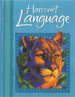 School Supply Cross Sell: Homeschool Package Grade 4 Harcourt Language