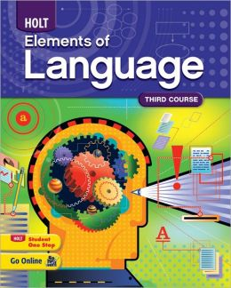 Elements of Language: Homeschool Package Grade 9 Third Course