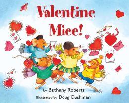Valentine Mice! board book