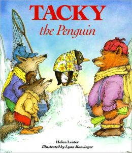 Tacky the Penguin big book