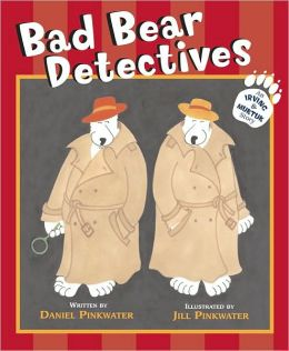 Bad Bear Detectives (Irving and Muktuk Series)
