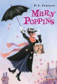 Book Cover Image. Title: Mary Poppins, Author: P. L. Travers