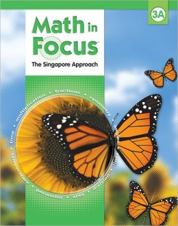Math in Focus: Singapore Math: Student Pack Grade 3 2009