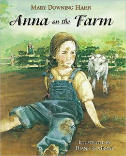 Anna on the Farm