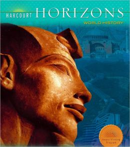 World History: Harcourt Horizons, Grade 6 with Parent Guide CD-ROM