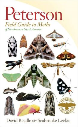 Peterson Field Guide to Moths of Northeastern North America (PagePerfect NOOK Book)