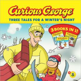 Curious George Three Tales for a Winter's Night (CGTV)