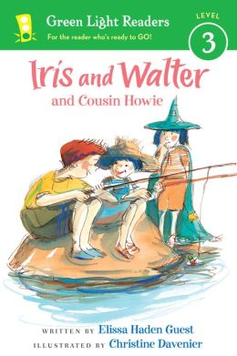 Iris and Walter and Cousin Howie