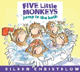 Five Little Monkeys Jump in the Bath