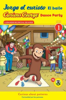 Jorge el curioso El baile/Curious George Dance Party (CGTV Reader)