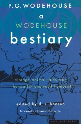 A Wodehouse Bestiary