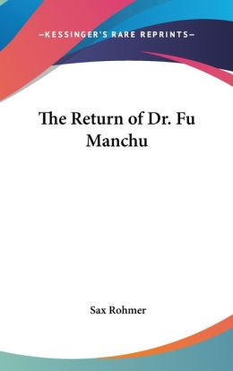 Return of Dr. Fu Manchu