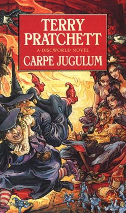 Carpe Jugulum (Discworld Series)