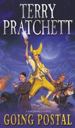 Going Postal (Discworld Series #33)