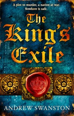 The King's Exile (Thomas Hill Series #2)