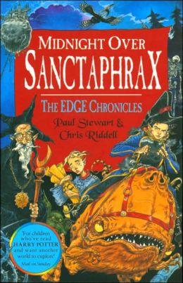 Midnight over Sanctaphrax (The Edge Chronicles Series #3)