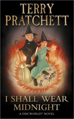 I Shall Wear Midnight: The Fourth Tiffany Aching Adventure (Discworld Series #38)